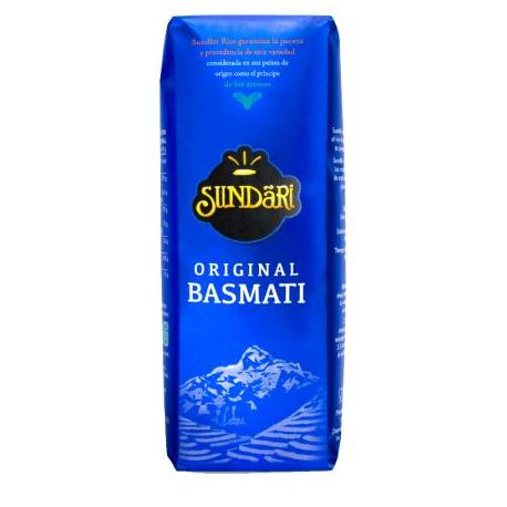 Arroz basmati Sundari