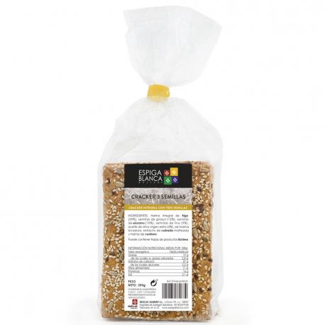 Cracker 3 semillas