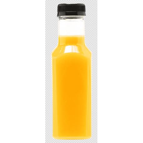 Zumo de naranja natural 1/4