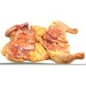 Pollo De Corral En Cuartos