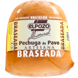 Pechuga De Pavo Braseada