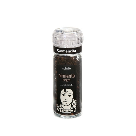 Molinillo Pimienta Negra
