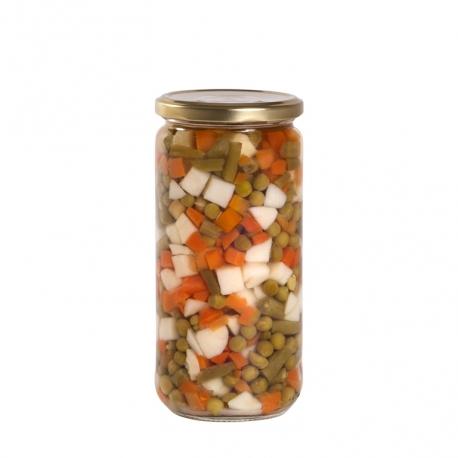 Macedonia Verduras