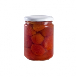 Caprichos de tomate pera