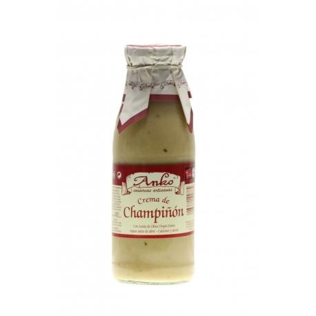 Crema de Champiñon Anko