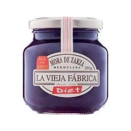 Mermelada Mora Zarza Diet Vieja Fabrica